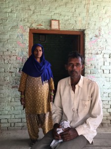 Buddhu and Amina have four sons, two of whom are in the Gulf. The family had to raise over Rs200,000 that they could ill-afford.