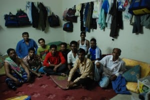 Bahrain migrant workers